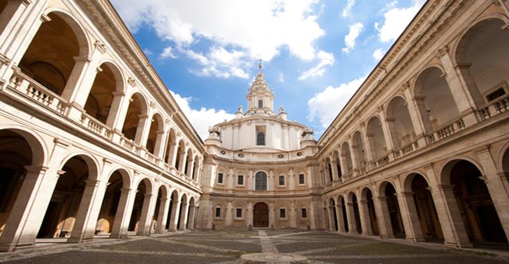 """""""Lo scrittoio"""" Università La Sapienza  di Roma"""