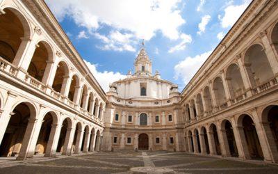 """""""Lo Scrittoio"""" University La Sapienza in Rome"""