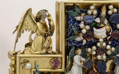 Reliquary of Sisto V, Bishop's Museum of Montalto Marche
